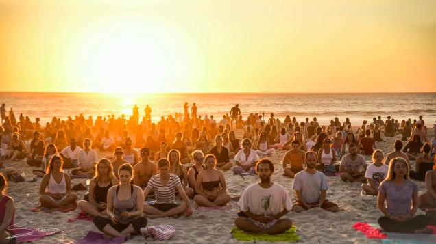 Free meditation mini e-course
