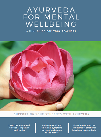 Ayurveda for mental wellbeing