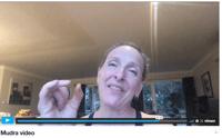 Mudra video message