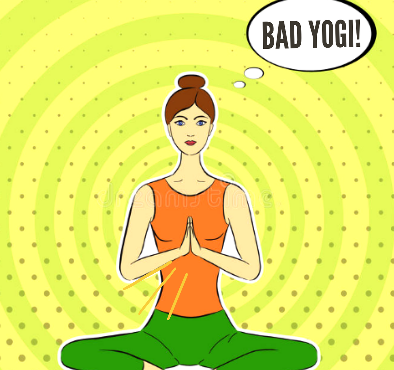 COVID-19 and your un-yogic thoughts