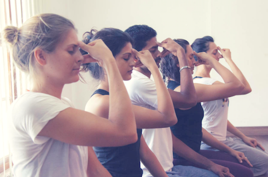 Pranayama -  How yoga breathing brings balance