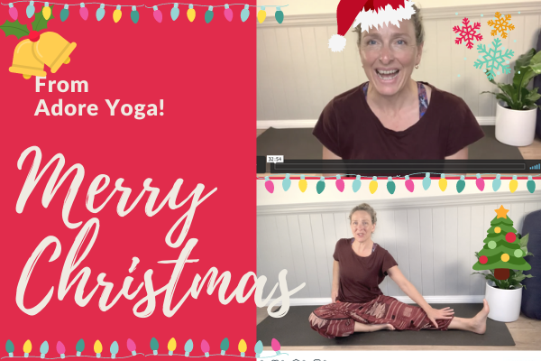 My TWO Christmas Gifts To You, Yogis!